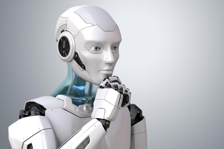 ¿COMPETIREMOS CON ROBOTS?