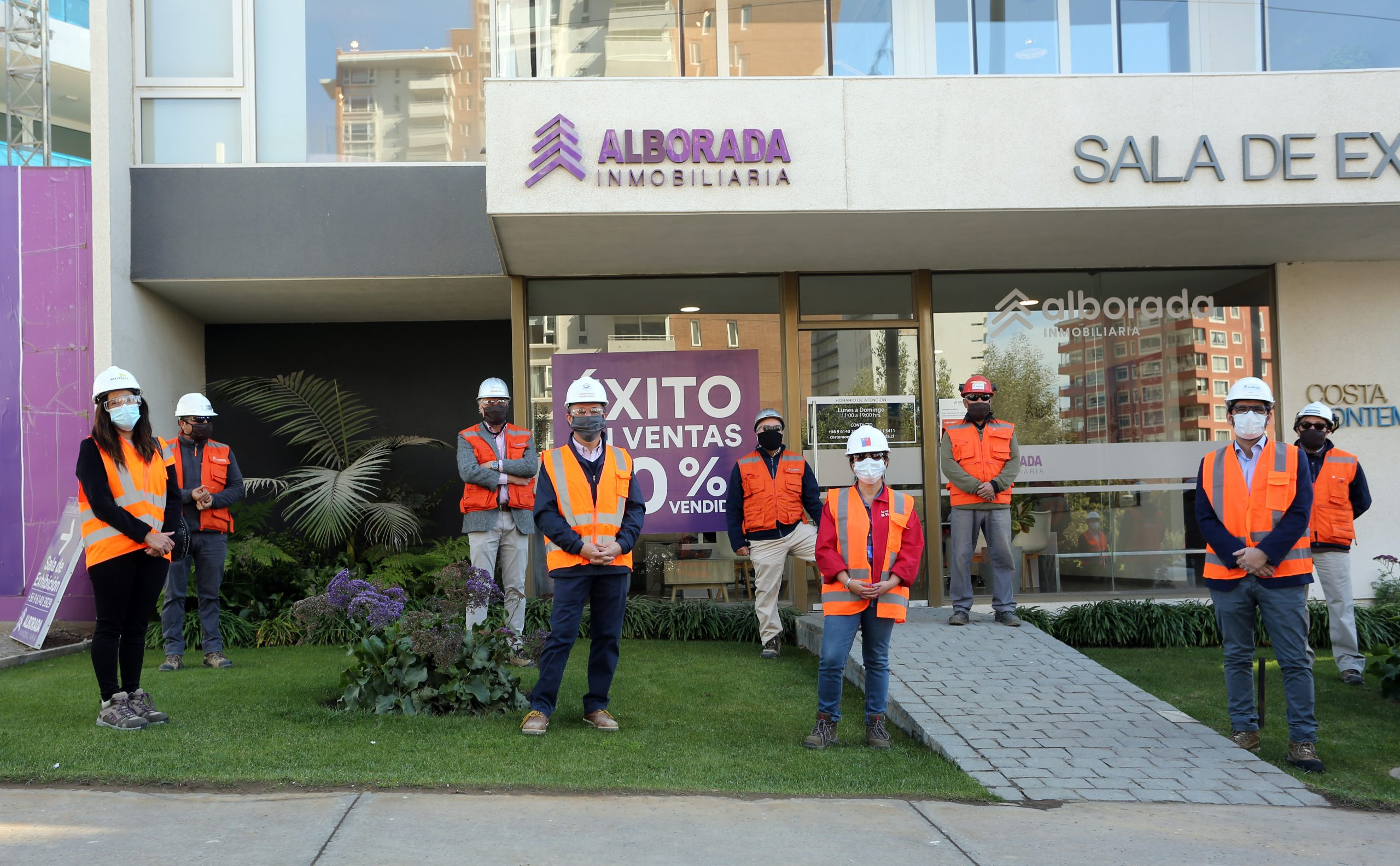 PROTOCOLO SANITARIO EN LA CONSTRUCCIÓN